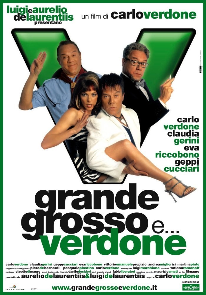 Picture of Grande, grosso e Verdone