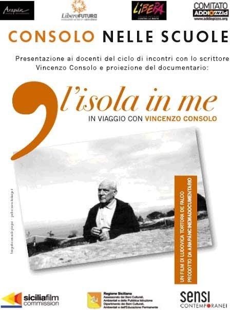 Picture of L'isola in me: in viaggio con Vincenzo Consolo