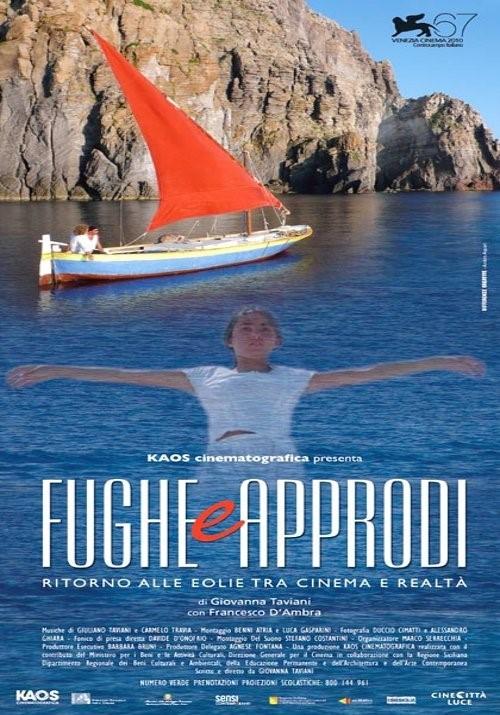 Immagine di Fughe e Approdi: racconti di vita e di cinema tra le Isole Eolie