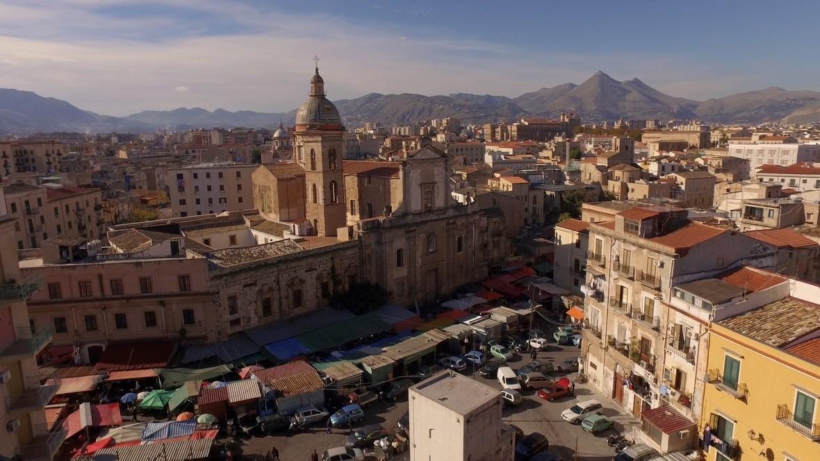 Picture of Food Markets alla scoperta di Ballarò, in onda su Rai 1