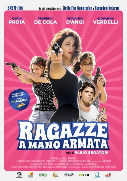 Picture of Ragazze a mano armata