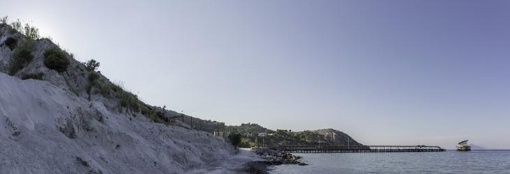Kaos (Eolie, Lipari - Spiaggia di pomice)