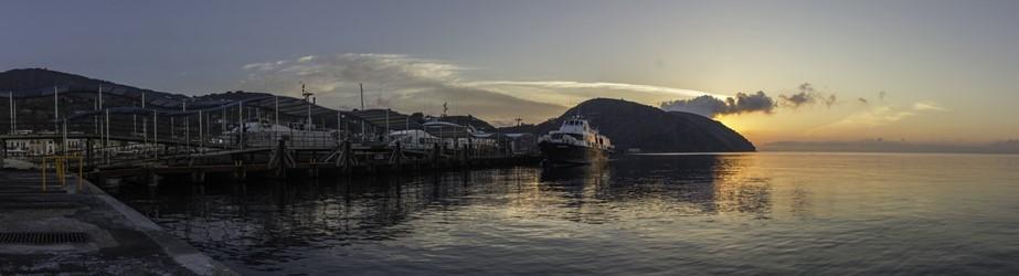 Caro diario (Eolie, LIPARI) porto