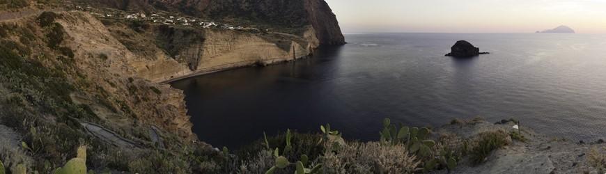 Il Postino (Eolie, Salina - Pollara, spiaggia)