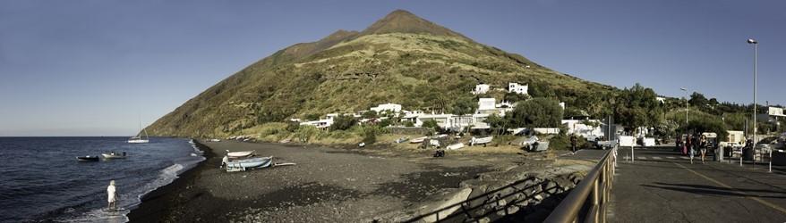 Stromboli (Terra di Dio) (Eolie, sabbie nere Strombolicchio)