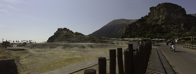 Vulcano (Eolie, Vulcano)- fanghi e vulcano