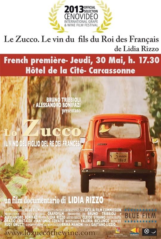 Immagine di Lo Zucco. Il vino del figlio del re dei francesi