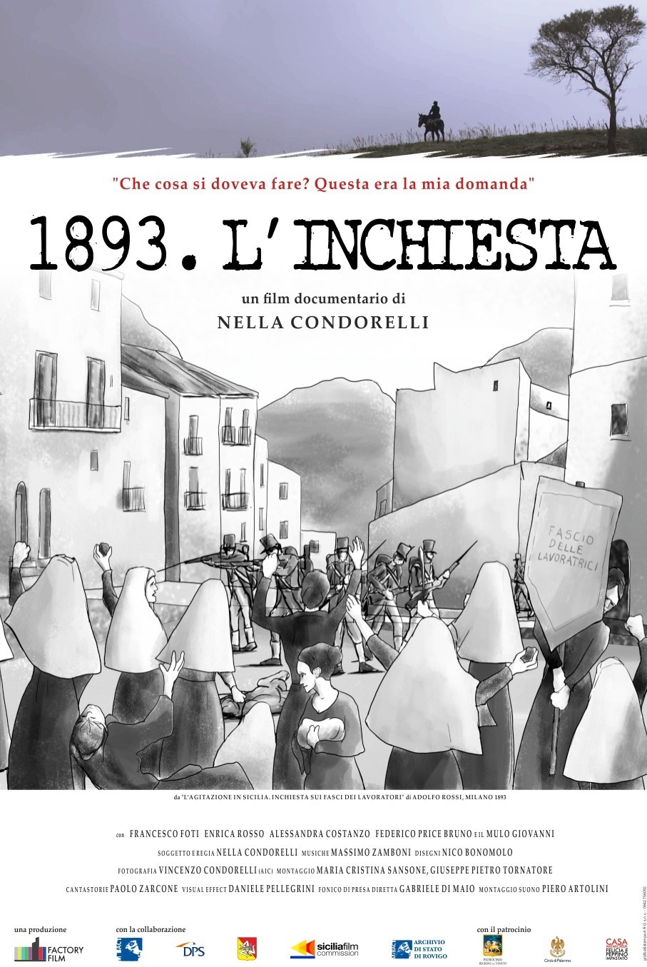 Picture of 1893. L'inchiesta