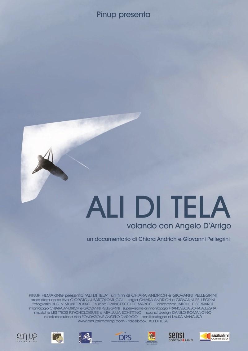 Picture of Ali di tela - Volando con Angelo D'Arrigo