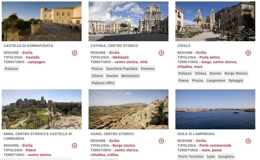 Immagine di Italyformovies, il nuovo portale delle location e degli incentivi alla produzione presentato a Venezia