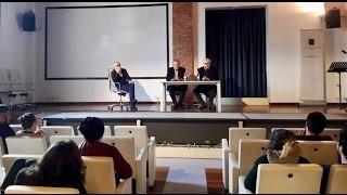 Felice Laudadio incontra gli studenti della scuola di cinema di Palermo