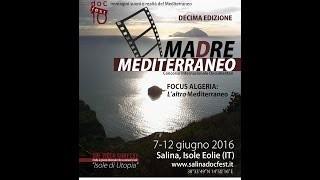 Salina Doc Fest - Conferenza stampa 1 giugno 2016