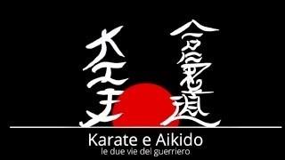 Karate e Aikido Le Due Vie del Guerriero