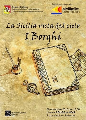 Picture of La Sicilia vista dal cielo - I Borghi