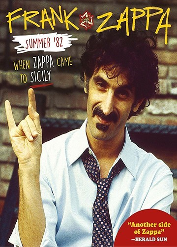 Picture of Summer '82. When Zappa came to Sicily