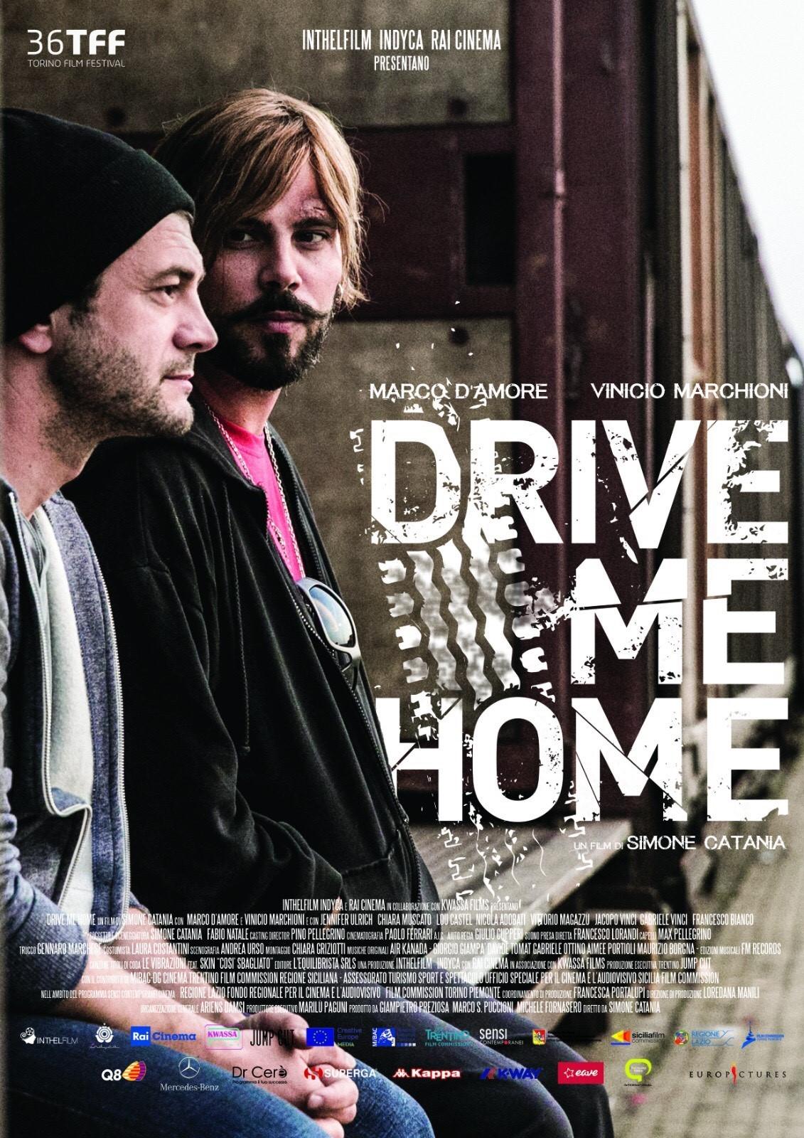 """Immagine di """"Drive me home"""" di Simone Catania al Torino Film Festival"""