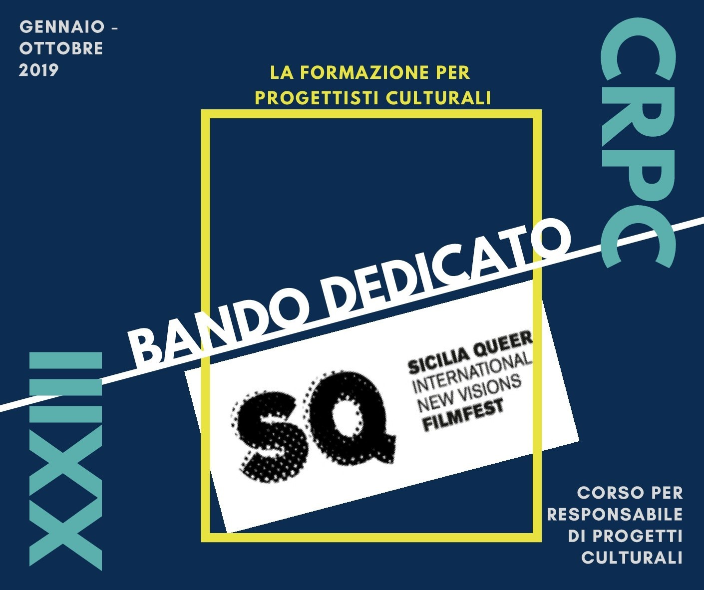 Picture of OPEN CALL Borsa di studio Sicilia Queer e Fondazione Fitzcarraldo