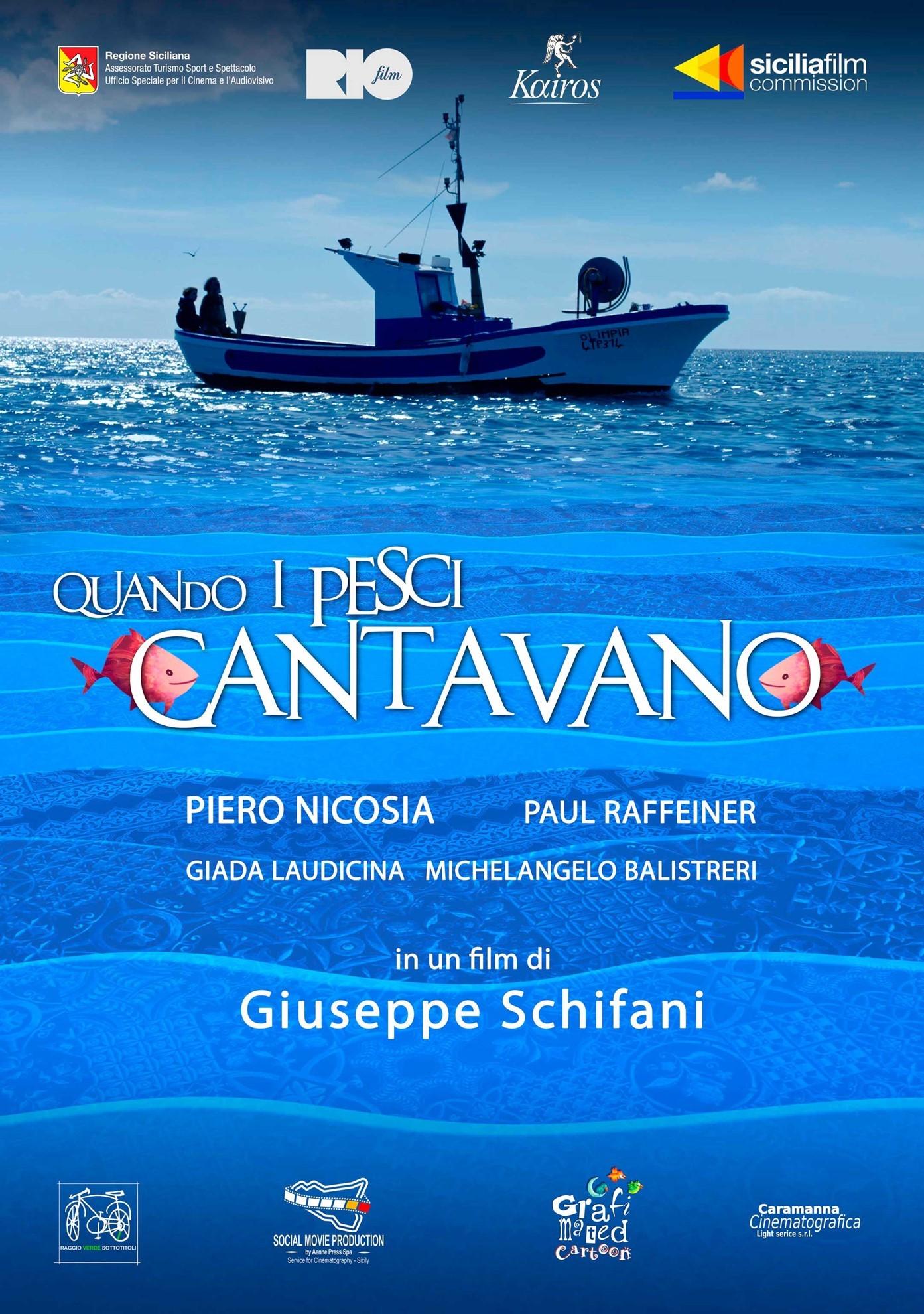 """Immagine di """"Quando i pesci cantavano"""", cortometraggio di Giuseppe Schifani al Festival Visioni Italiane della Cineteca di Bologna"""