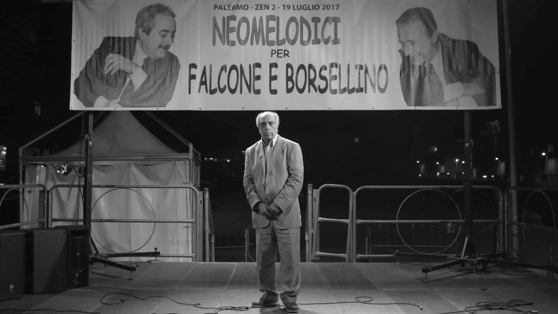 """Immagine di """"La mafia non è più quella di una volta"""" di Franco Maresco in Concorso alla 76a Mostra del Cinema di Venezia"""