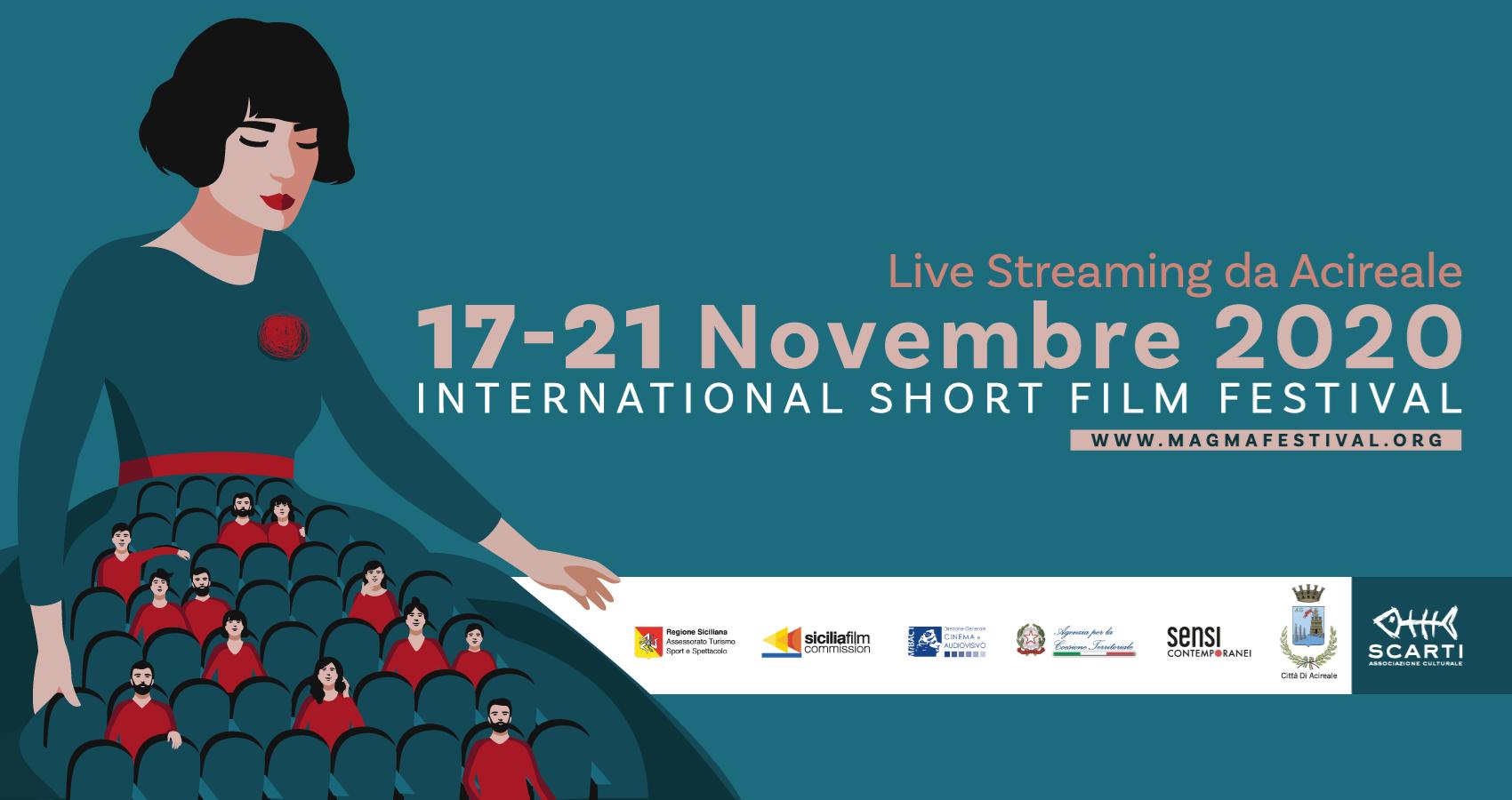 Immagine di Conclusa la 19° edizione di Magma - Mostra di cinema breve.  Ecco i vincitori del Concorso Internazionale 2020