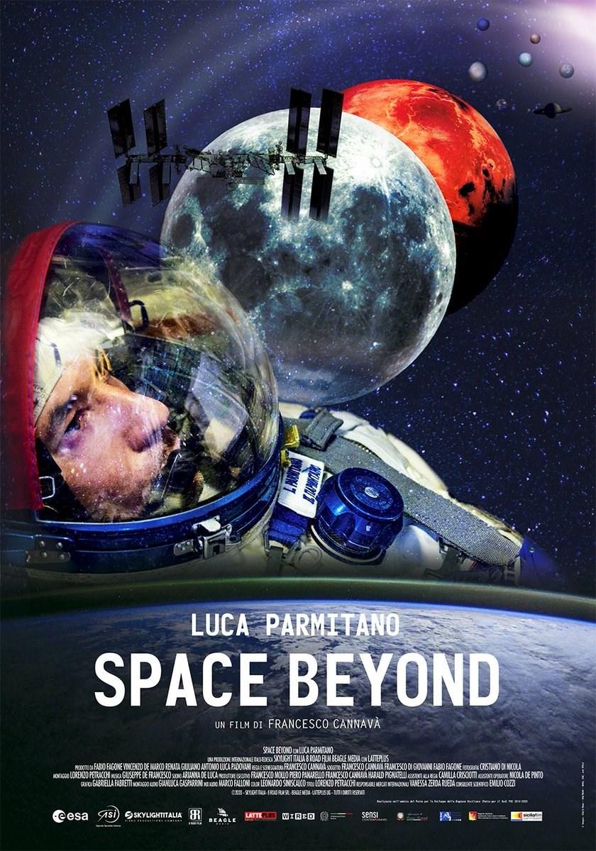 Picture of SPACE BEYOND - Il 28 novembre in prima serata su Sky Arte