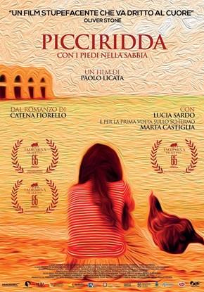 Picture of Picciridda - Con i piedi nella sabbia