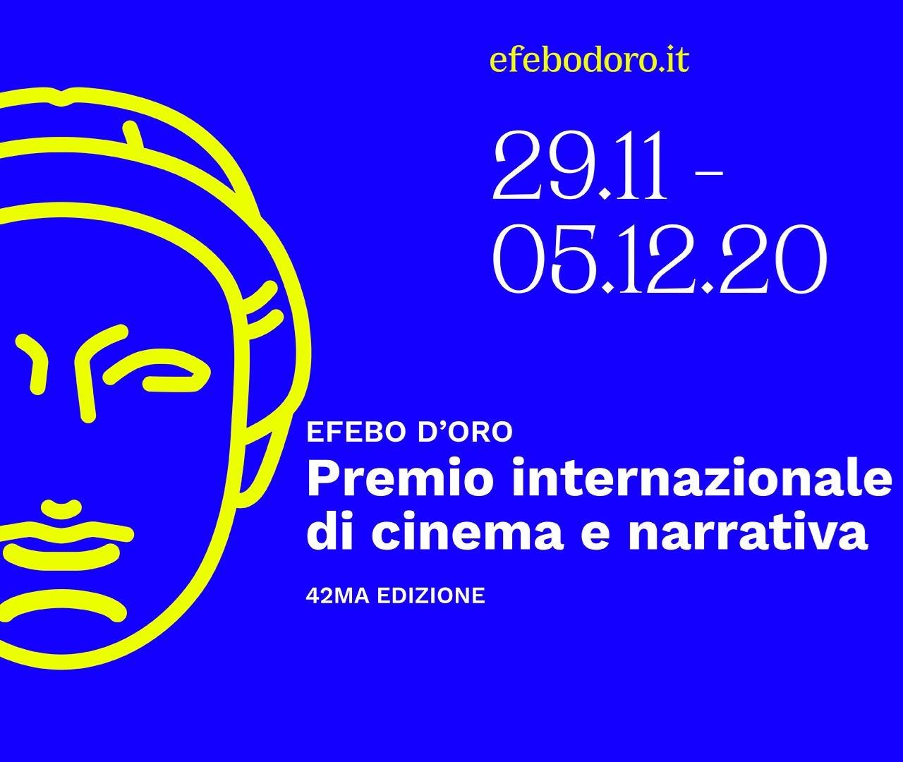 Immagine di Efebo d'Oro, i vincitori della 42a edizione