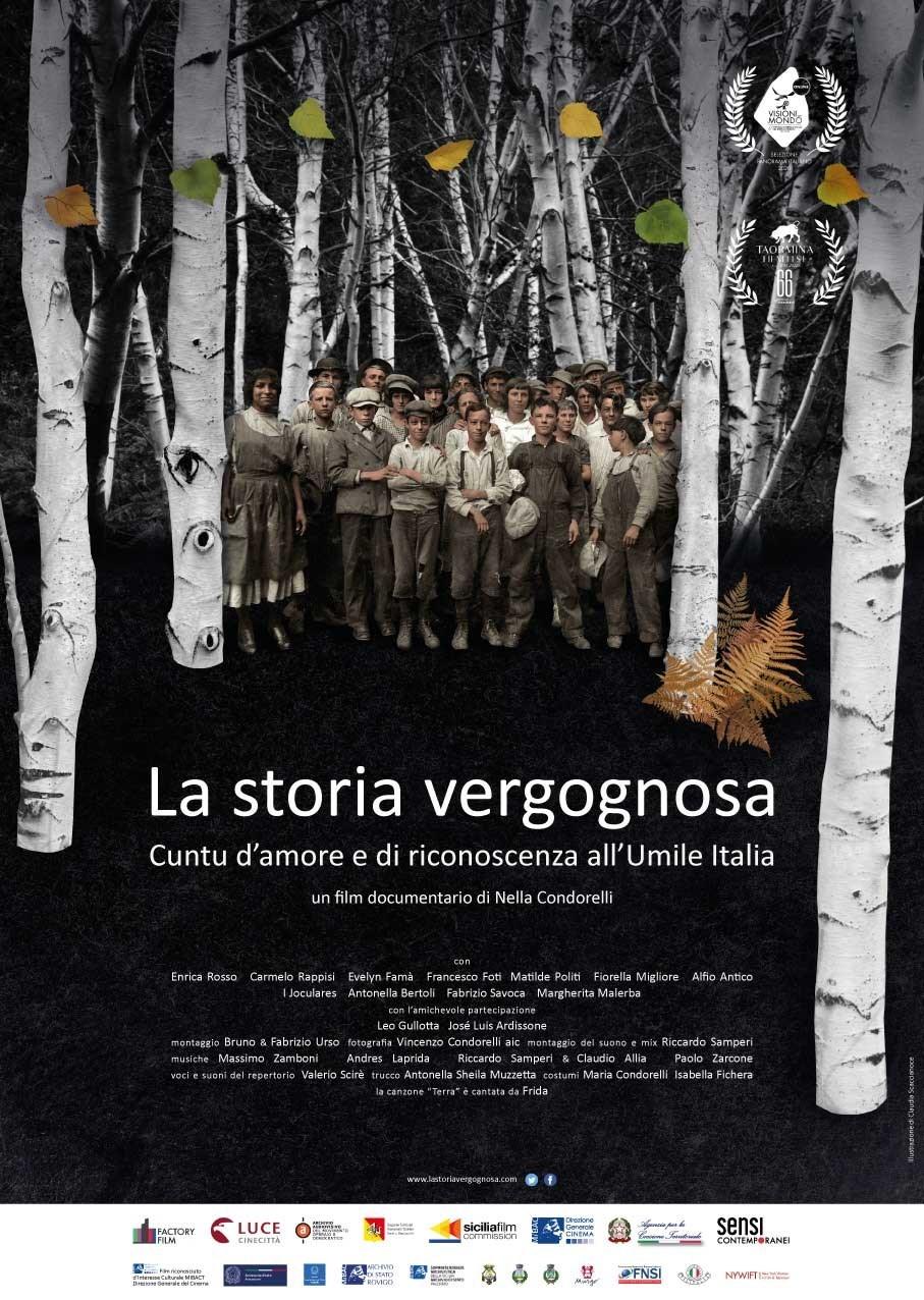 Picture of La storia vergognosa