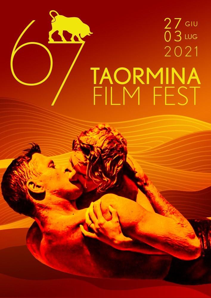 Picture of Il manifesto ufficiale della 67ma edizione del Taormina Film Fest