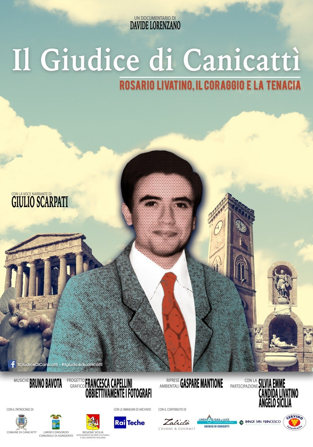 Picture of La Sicilia Film Commission inaugura la Settimana della Legalità e presenta il documentario dedicato al giudice recentemente beatificato.